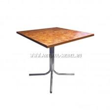 """Квадратный стол для кафе """"Паук 75х75"""" (от 4шт.)"""