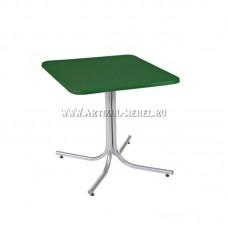 "Квадратный стол ""Паук Дуолит 65х65"""