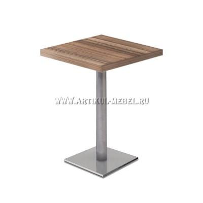 "Барный стол ""Малевич Хром"""
